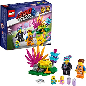 LEGO Movie 2 Good Morning Sparkle Babies 70847 FREE SHIPPING