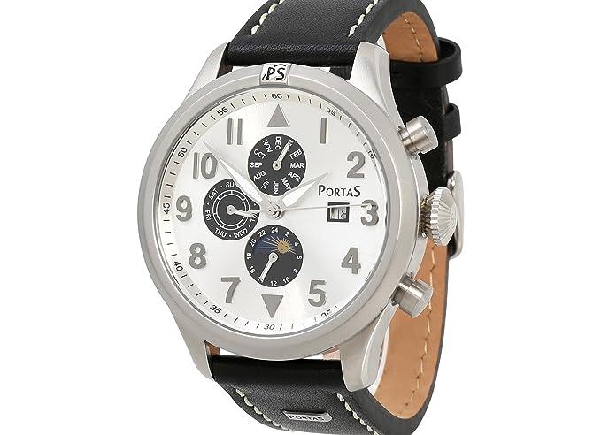 portas automático reloj ps22i de ty2867 – de 01sl W S Vogt País Reloj de hombre reloj