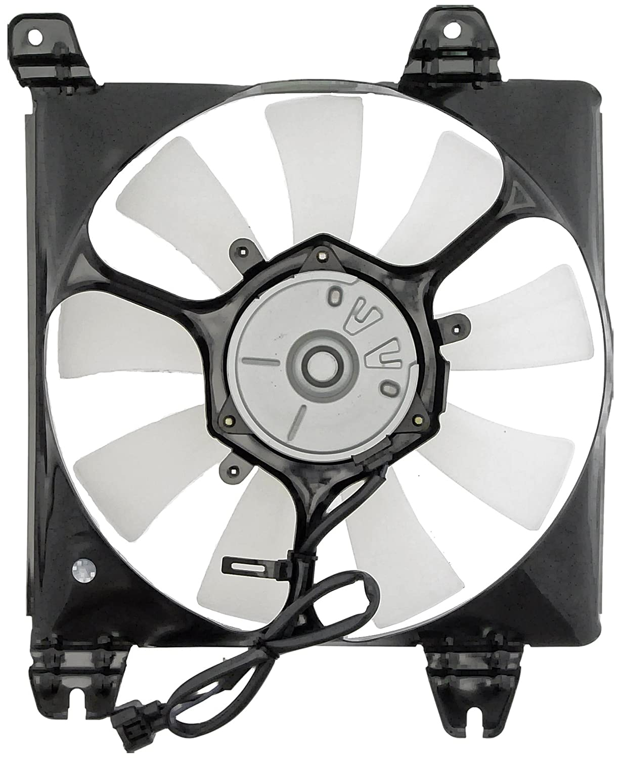 URO Parts 6X0 959 455F Left Auxiliary Fan Assembly