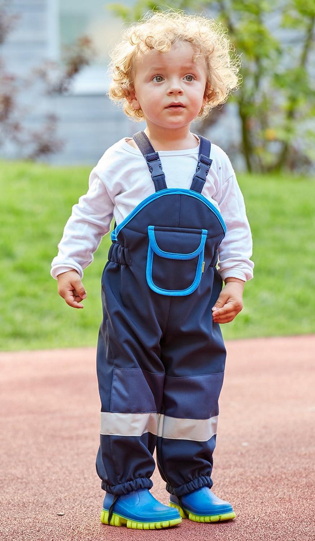 Pantaloni con pettorina per bambini piccoli di be baby Colonna dellacqua:10.000/mm g