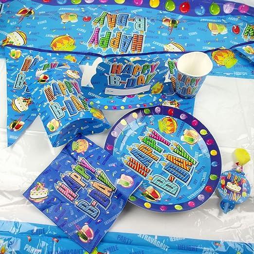 26 piezas Premium para fiesta y decoración Set. Juguetes ...
