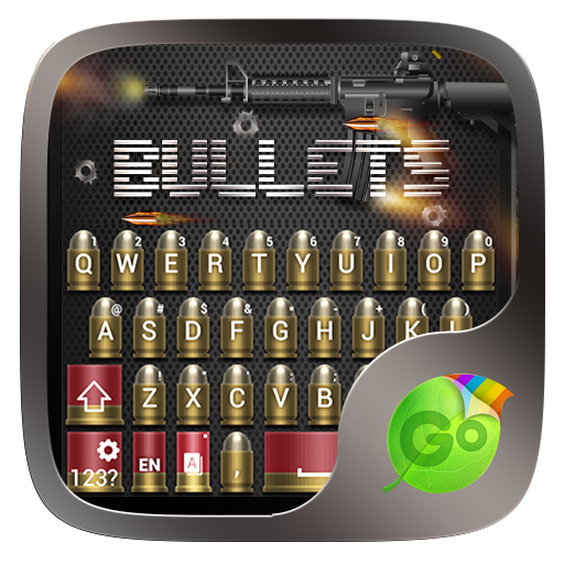 Bullets Keyboard Theme  Emoji
