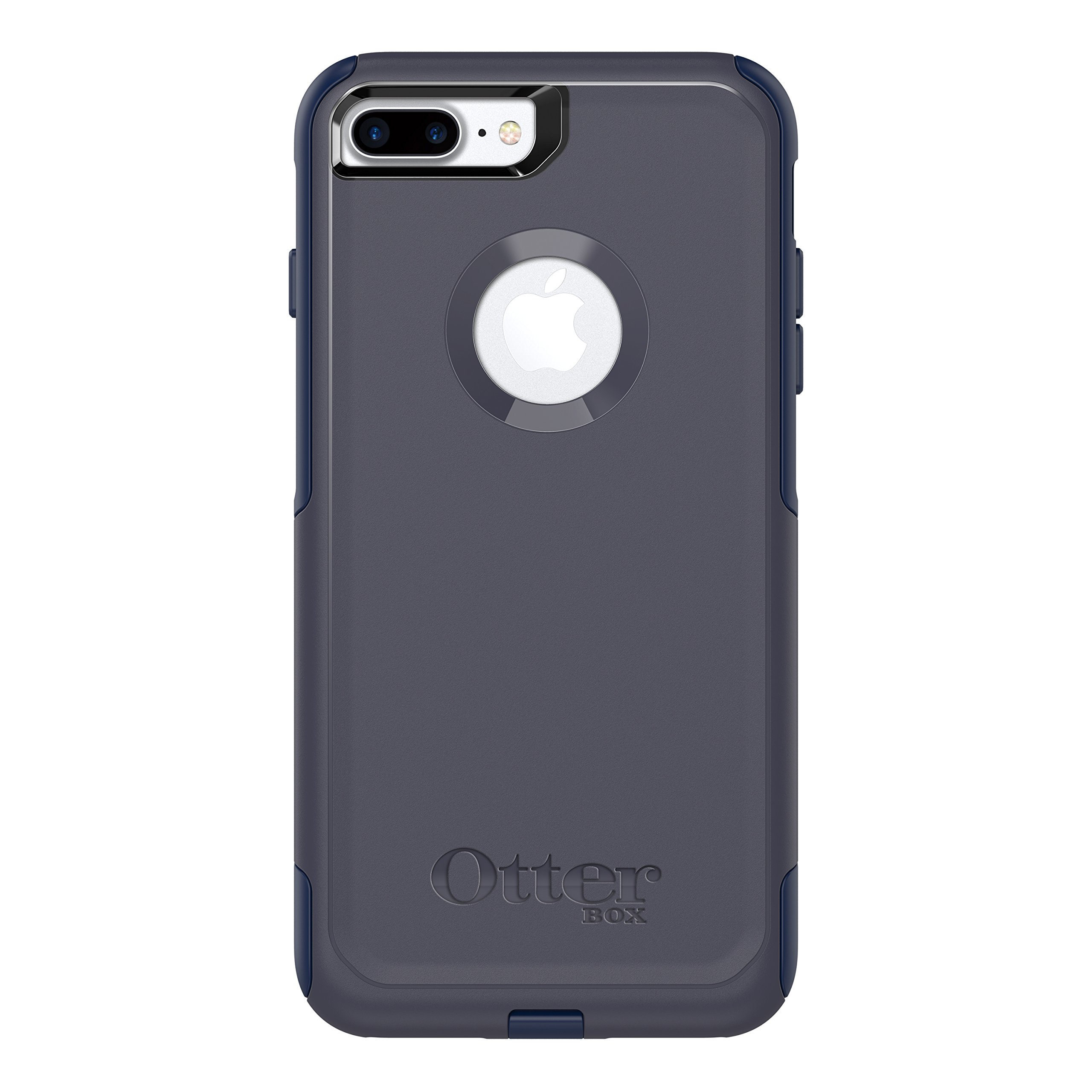 OtterBox COMMUTER SERIES Case for  iPhone 8 Plus & iPhone 7 Plus (ONLY) - Retail Packaging - INDIGO WAY (MARITIME BLUE/ADMIRAL BLUE)