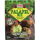 Ziyad 100% All Natural Falafel Dry Mix, Gluten-Free, Vegan, Non-GMO, 100% All-Natural, No Additives, No Preservatives, Veggie
