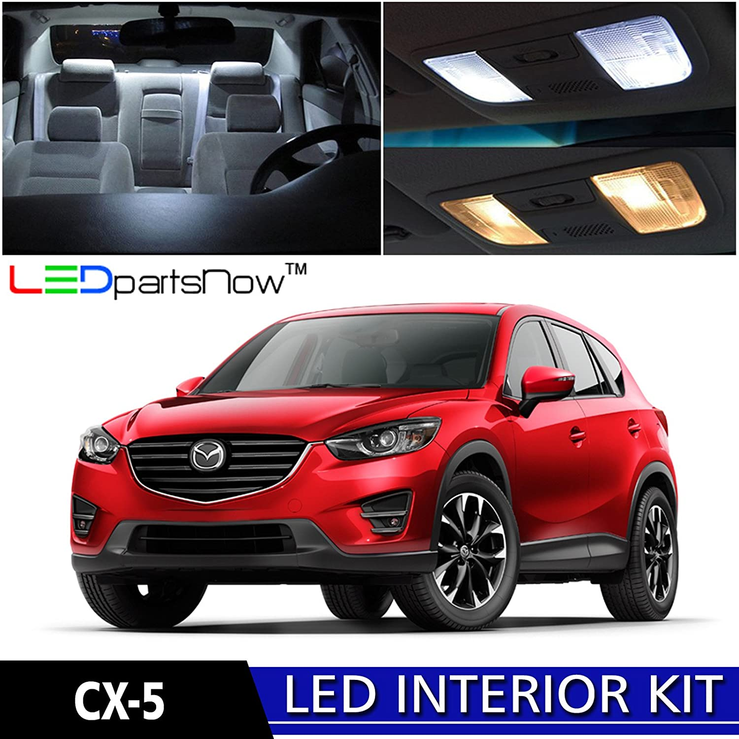 2017 mazda cx 5 interior lighting kit. Black Bedroom Furniture Sets. Home Design Ideas