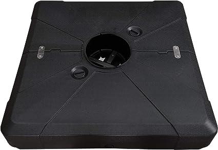 PURPLE LEAF Offset Umbrella Base Cantilever Umbrella Base 280 pounds