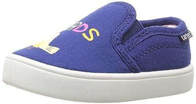 da443d4393a4 carter s Girls  Tween Casual Slip-on Sneaker