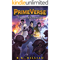 PrimeVerse: Trial by Magic: A GameLit/ LitRPG Adventure (English Edition)