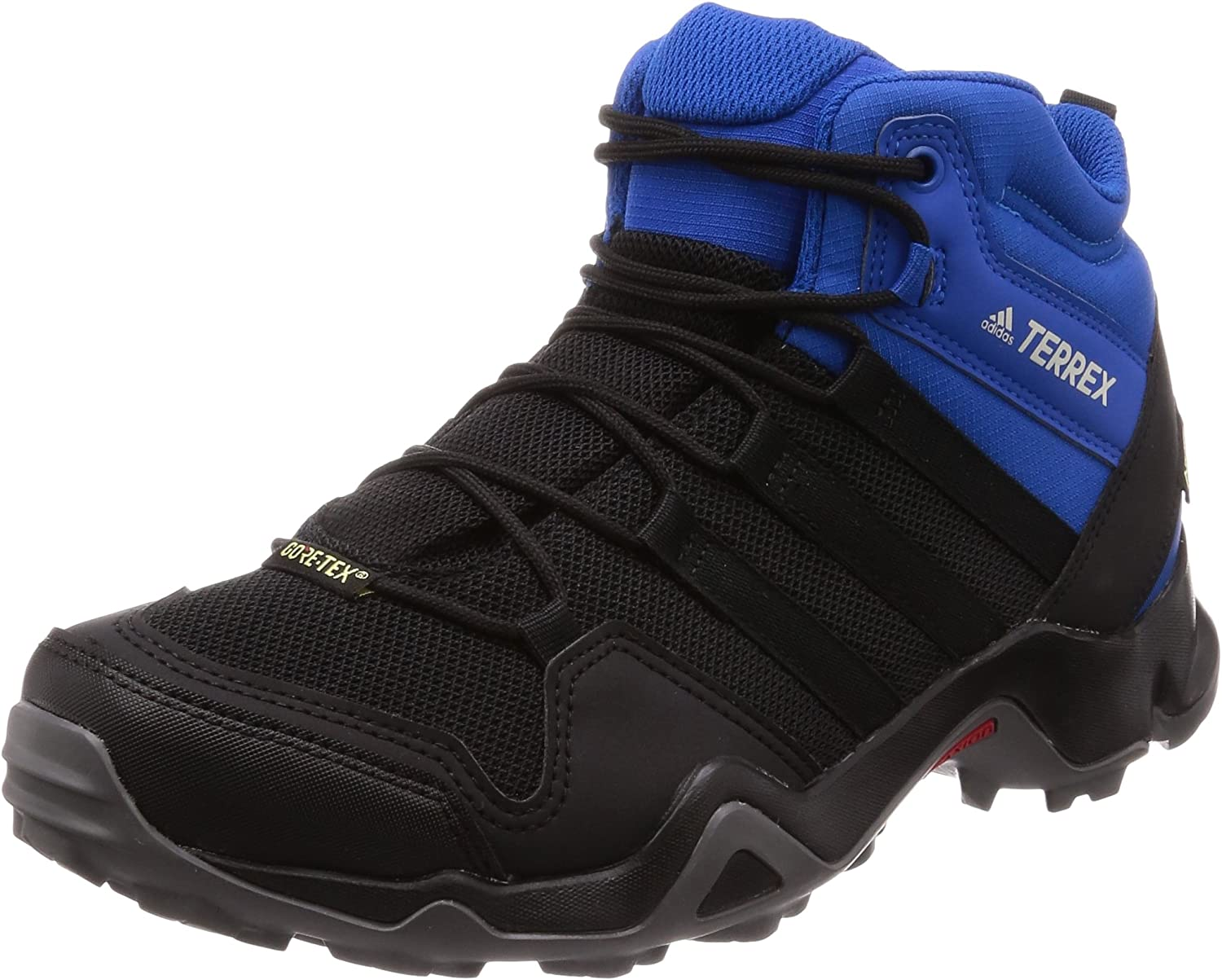 Sarabo árabe cobija Persistente  adidas Men's Terrex Ax2r Mid GTX High Rise Hiking Boots: Amazon.co.uk: Shoes  & Bags