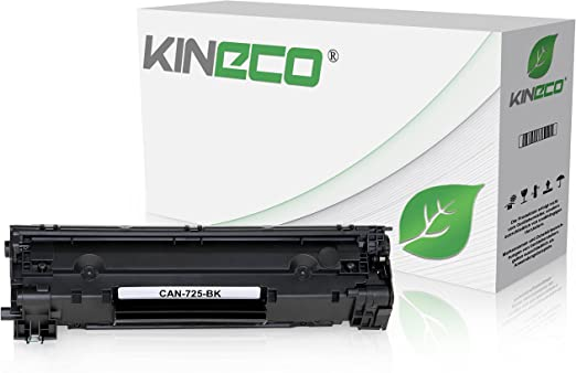Toner Kompatibel Mit Canon 725 Für Canon I Sensy Lbp 6000 Lbp 6020 Lbp 6030 Mf 3010 3484b002 Schwarz 2 100 Seiten Bürobedarf Schreibwaren