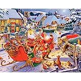 Santa & Friends Advent Calendar (Countdown to Christmas)