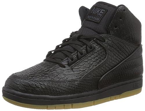 b2aaa41d977a1 NIKE SPORTSWEAR MENS AIR PYTHON PRM SNEAKER Black - Footwear/Sneakers 10.5