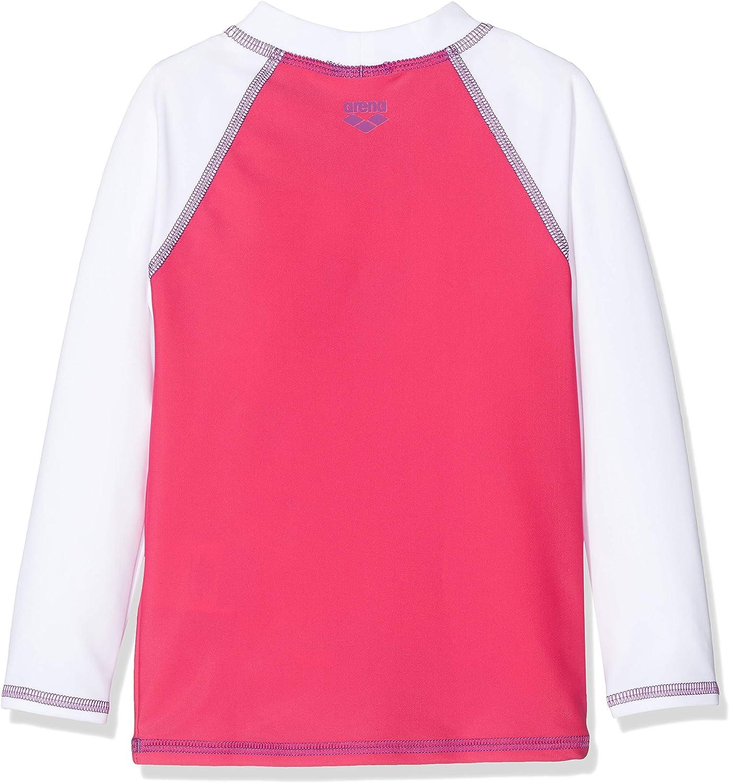 ARENA M/ädchen Sonnenschutz Langarm Shirt Awt Uv