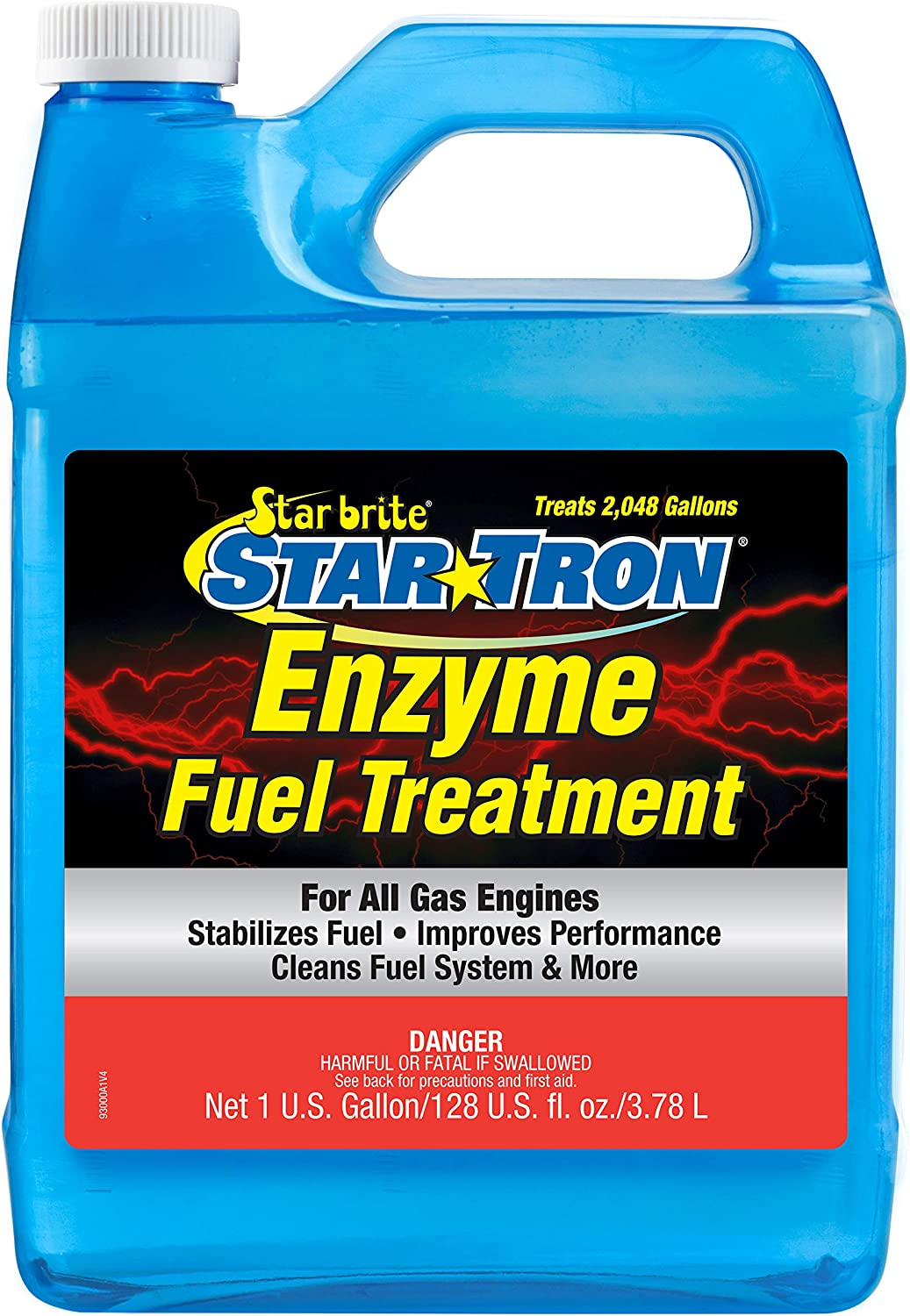 Star Tron Enzyme Fuel Treatment Concentrate}