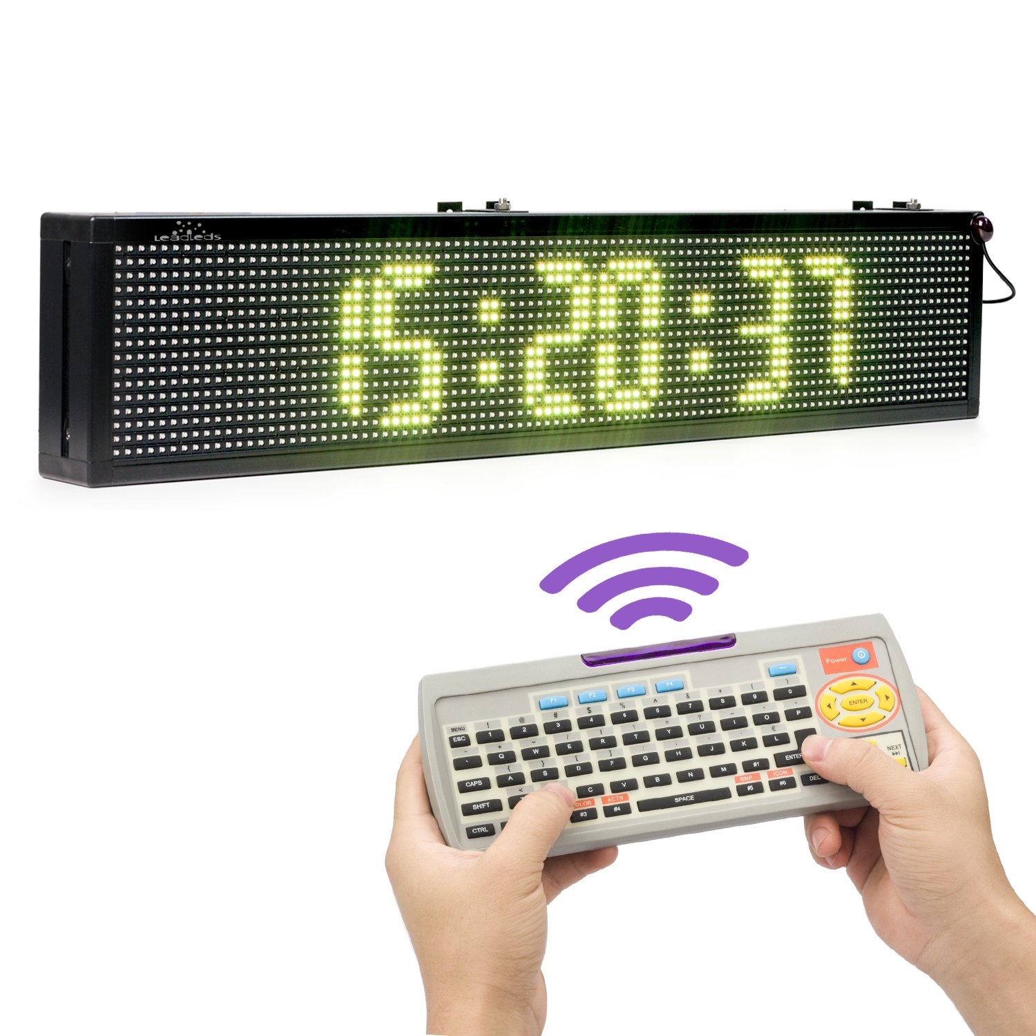 led message board