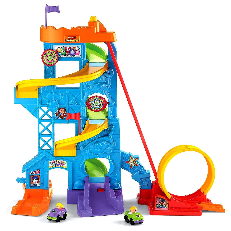 amusement park wheelies fisher price