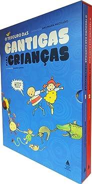 O Tesouro das Cantigas Para Crianças - Caixa