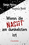 Wenn die Nacht am dunkelsten ist (3 Kurzthriller) (German Edition)