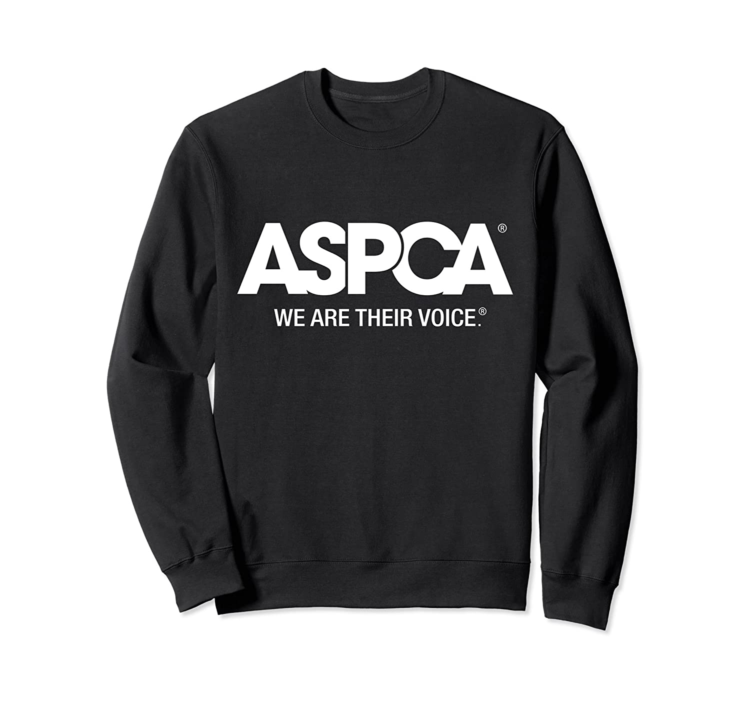 e72a466e43 ASPCA We Are Their Voice Logo Sweatshirt-prm – Paramatee