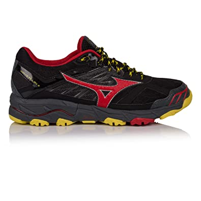 mizuno trail wave mujin