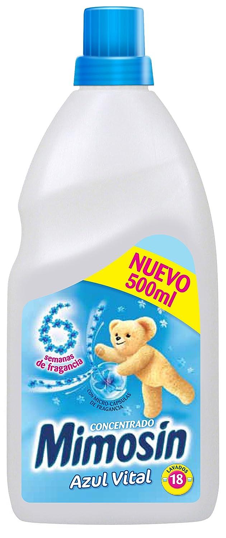 Mimosín Concentrado Azul Vital - 500 ml - [Pack de 5]