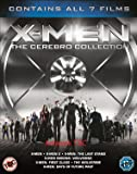 X Men - The Cerebro Collection (7 Blu-Ray) [Edizione: Regno Unito] [Italia] [Blu-ray]