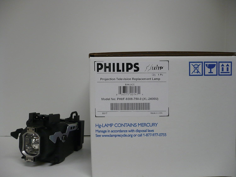 Amazon.com: Sony KDF-55E2000 KDF55E2000 Lamp with Housing XL2400 ...