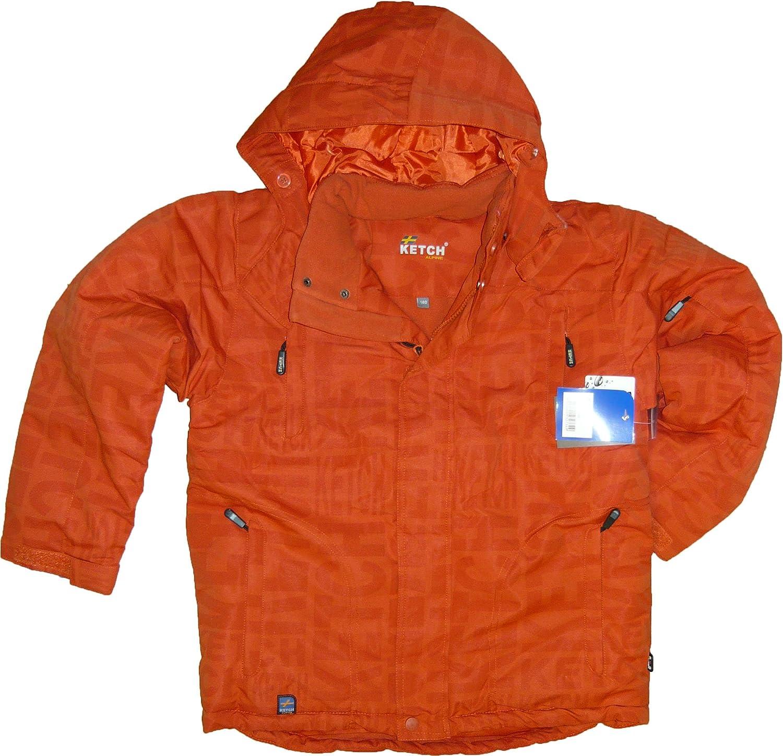 Ketch. Warme Funktionele Skianzug. Cordura HemiTec 110245-27, Rost