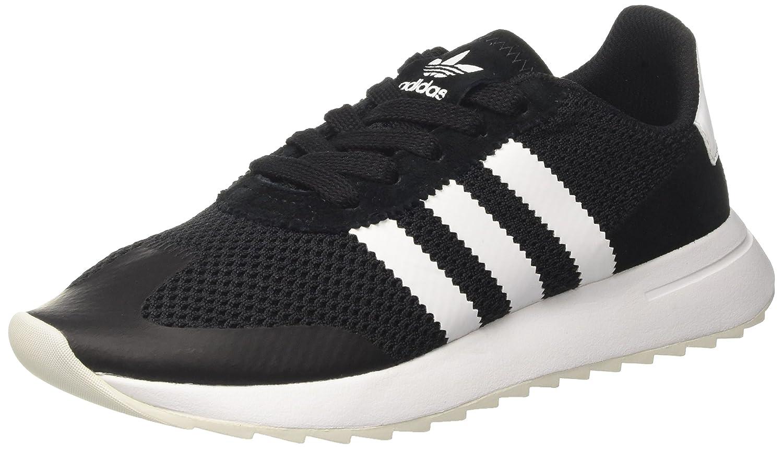 Adidas FLB W, Zapatillas de Deporte para Mujer 36 2/3 EU Negro (Negbas/Ftwbla/Negbas 000)