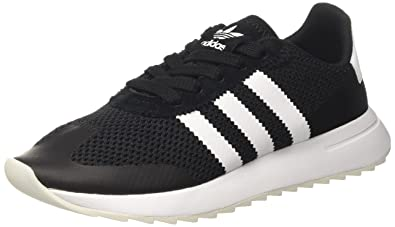 new arrivals 3a956 3c8e8 Amazon.com   adidas Women s Flashback Sneaker Low Neck   Road Running