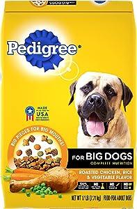 Pedigree Large Breed Adult Dry Dog Food, Chicken