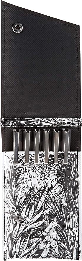 Derwent Line Makers Black Set of 6 Pens