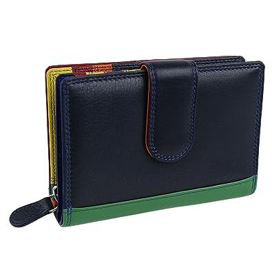 Kaufen Sie Authentic zeitloses Design langlebig im einsatz Golunski , Damen-Geldbörse blau One Size: Amazon.de: Schuhe ...