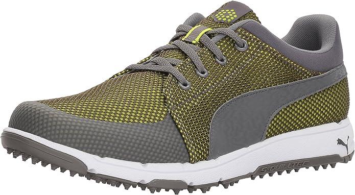 PUMA Men's Grip Sport Golf Shoe