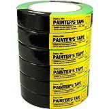 6 Rolls Multi use Painters Masking Tape,Multi use,Office Tape,School Tape,Painters Tape,Paint Roller,Masking Tape,Paint Maski
