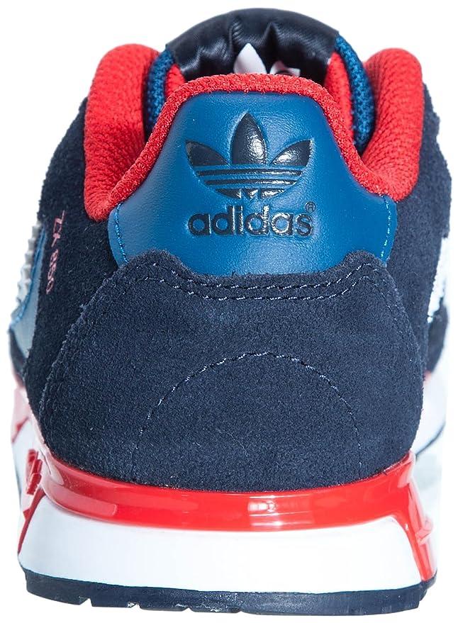 Adidas Originals ZX 850 Schuhe Tribal Blau Tribal Blau