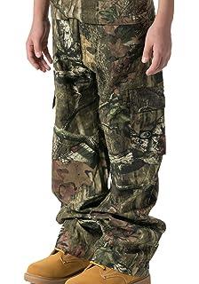2cbccf0b65409 Amazon.com: Berne Boys' Realtree Camo Spike Jacket: Clothing