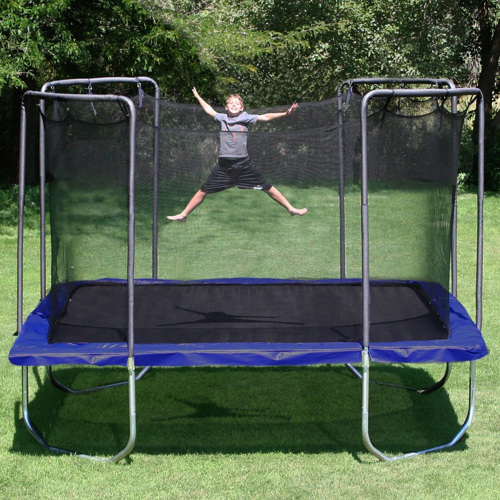 Skywalker 15' Square Replacement Trampoline Enclosure Part, Straight Tube by Skywalker (Image #5)