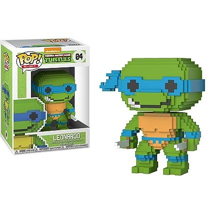 Amazon.com: Funko Leonardo: Teenage Mutant Ninja Turtles x ...