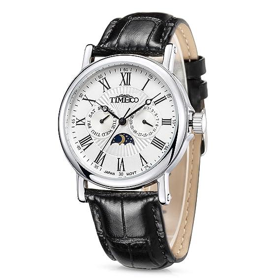bee364f40e4d Time100 Reloj curazo para Hombres