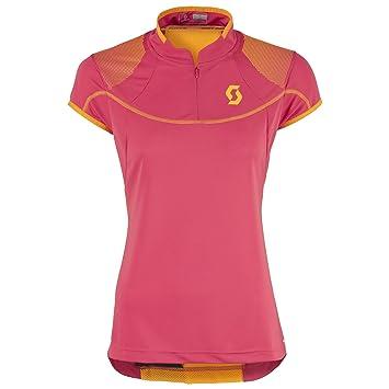 Scott Trail Run Polar S/SL Shirt, color teaberry, talla M: Amazon.es: Deportes y aire libre