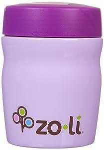 ZoLi Dine Vacuum Insulated Food Jar - Purple - 12 oz