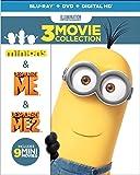 Despicable Me Collection: (Minions/Despicable Me/Despicable Me 2) [Blu-ray]