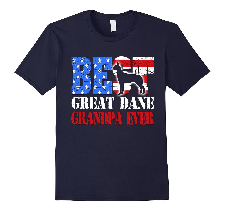 Best Great Dane Grandpa Ever shirt-Art