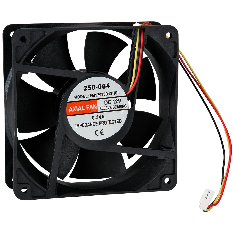 Cooling Fan VDC 120 38mm Image 1