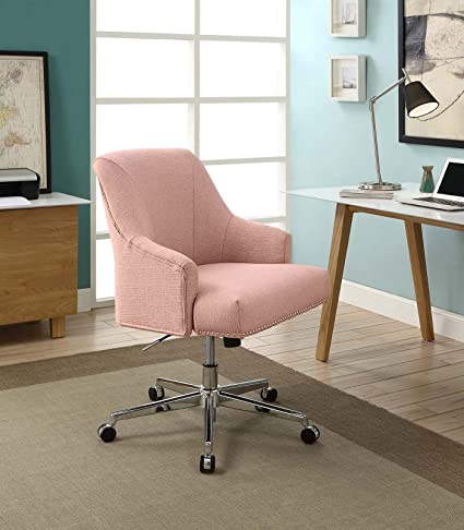 amazon com serta style leighton home office chair twill fabric