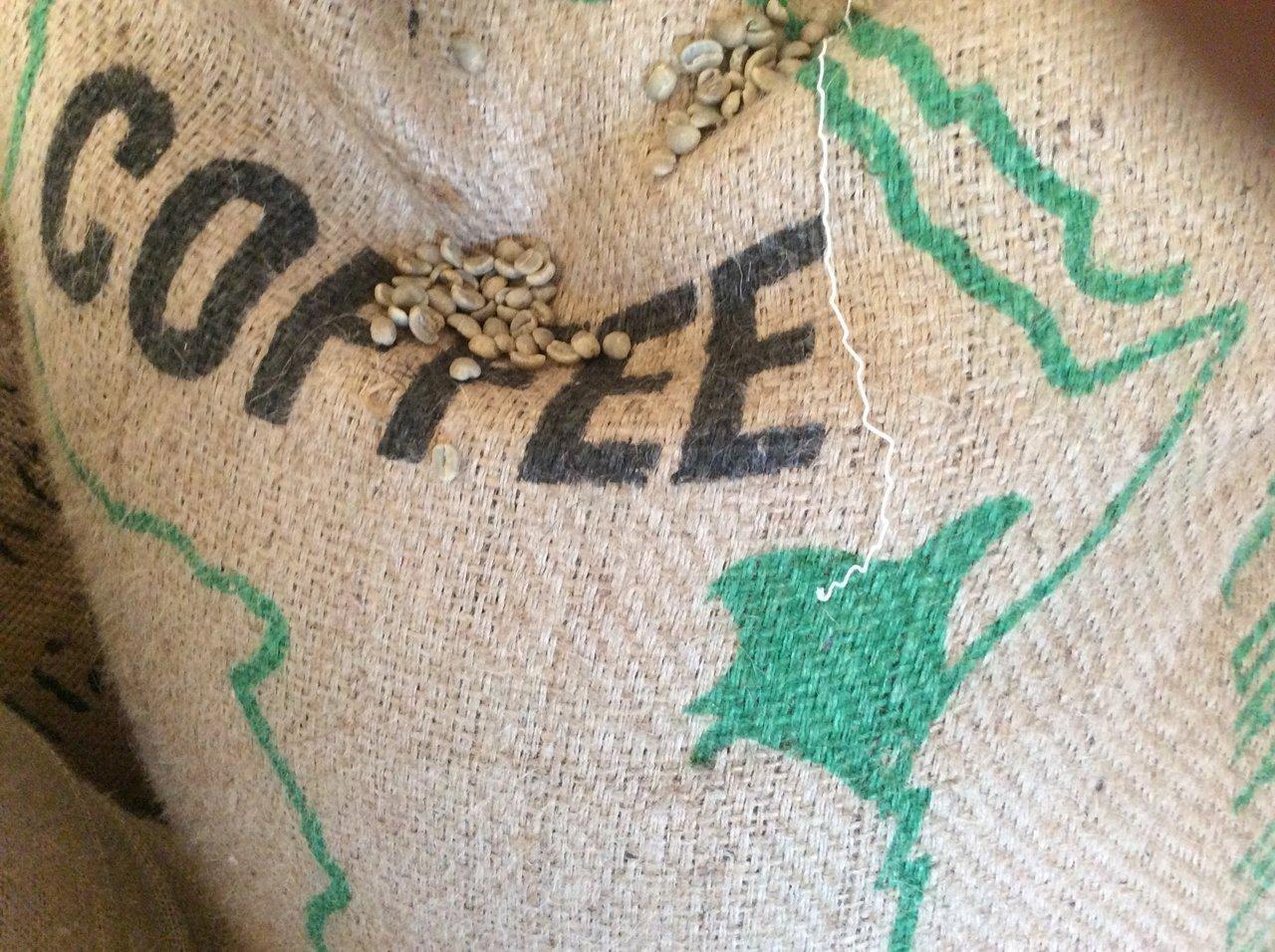 Timrow Traders Unroasted Green Coffee Beans - Kenya AA - 1 LB