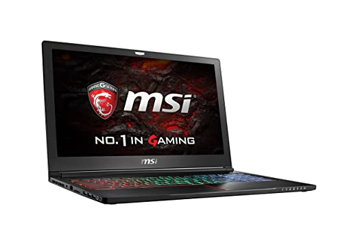 Amazon.com: MSI VR Ready GS63VR Stealth Pro-068 15.6