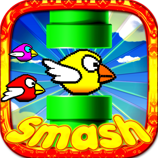 Smash Birds 2: Free Addicting Funny Games for Boys, Girls, Kids,Teens Adults! Best offline To Play and Action Game