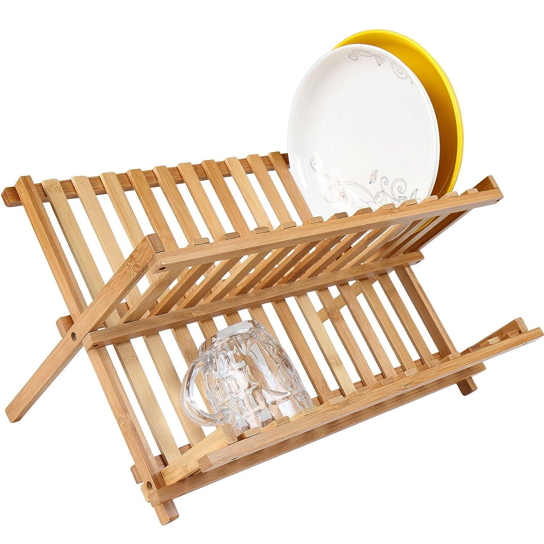 Jago–Scolapasta di Piatti in bambù Jago AG